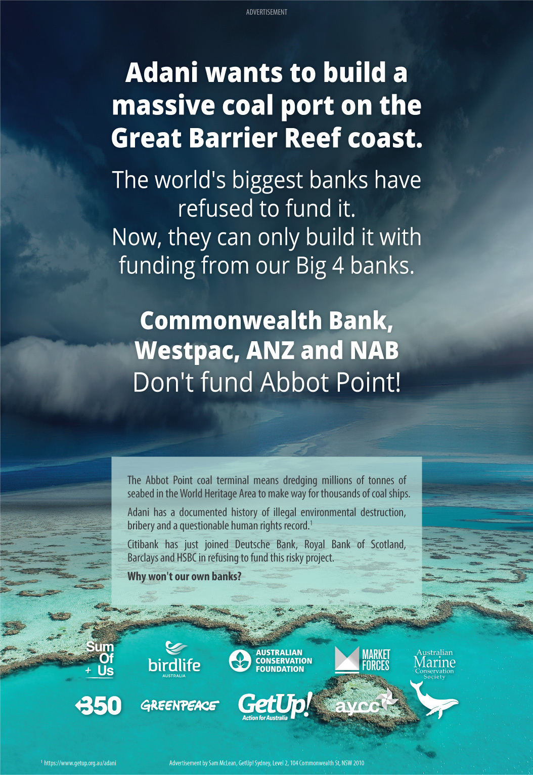 reef ad